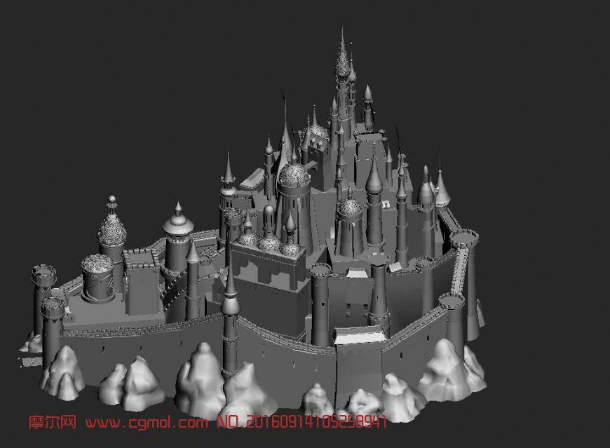 城堡,童话城堡