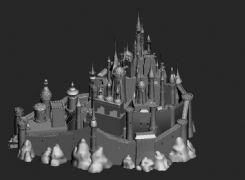 城堡,童�城堡