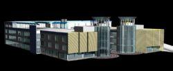 中华商业广场3D模型