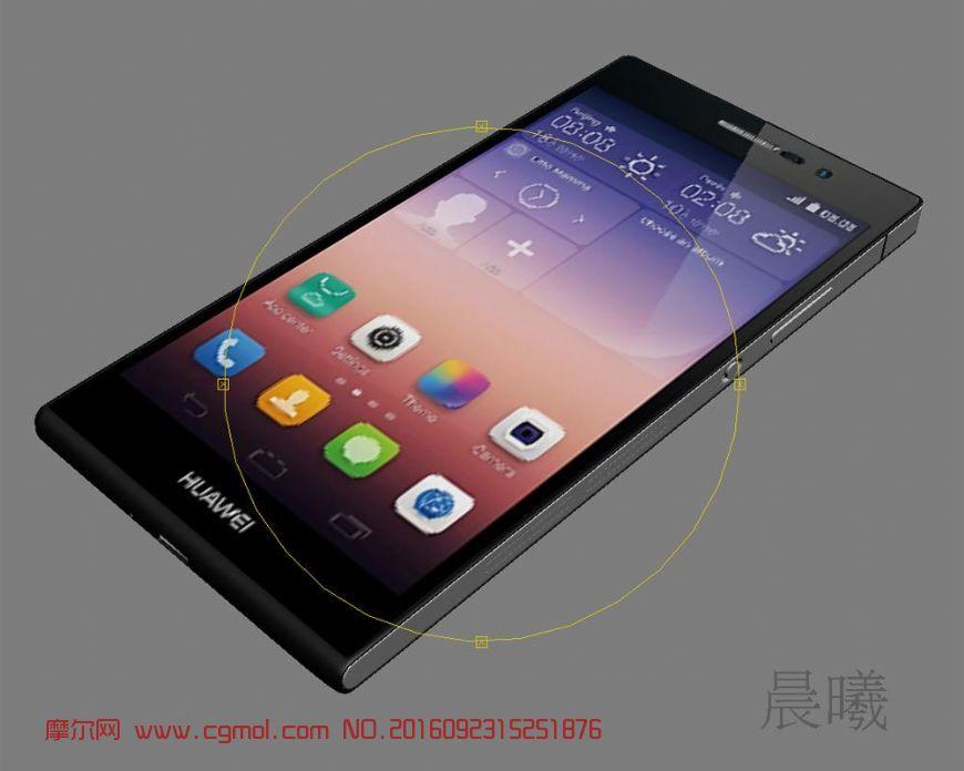 华为P7手机
