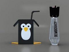 企鹅饮料 炸弹伏特加