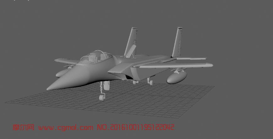 F15美军战斗机模型