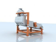 振动筛3D模型