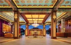 欧式酒店大厅工装