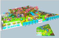 淘气堡 室内儿童乐园