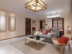 中式古典客厅一