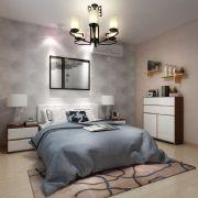 灰色主题卧室