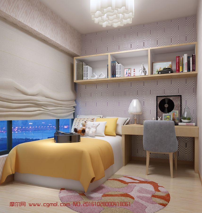 可爱宝宝的房间