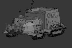 超时空采矿车