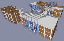小学改造教学楼