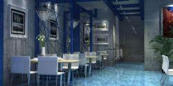餐厅隔间,海洋风格餐厅