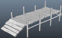 古代小码头