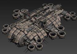 未来战场的大型高炮武装直升机,未来武器