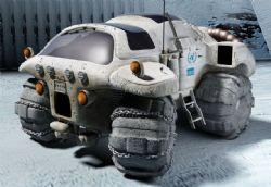 霸气的雪地防滑装甲车,美军装备
