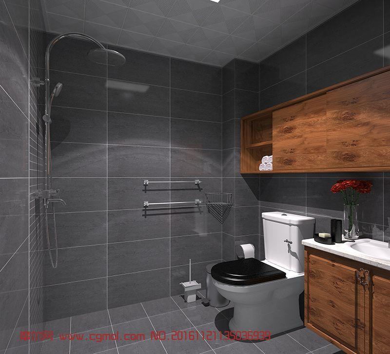 卫生间-现代风格