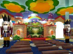 胡桃匣子+城堡舞台