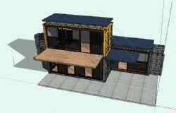 集装箱房子建筑
