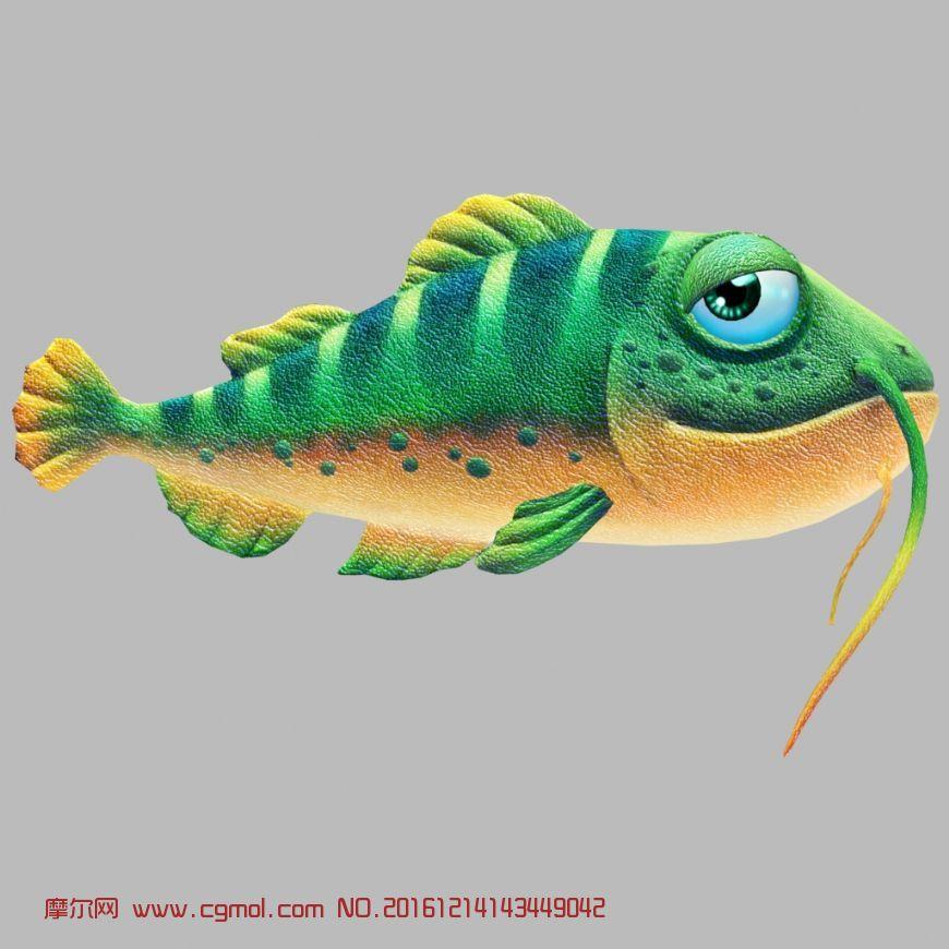 鲶鱼带动画,捕鱼游戏