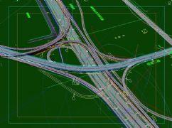 高架桥模型