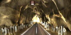 有水晶的洞穴