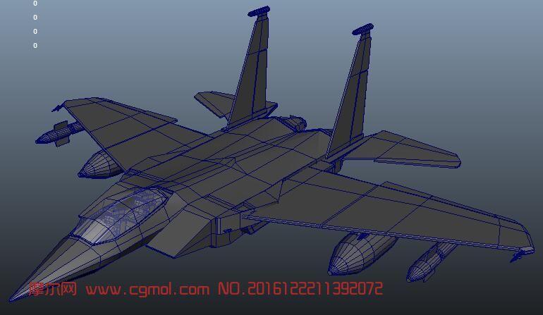 F15想像战机