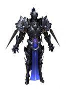 DK-online战士游戏模型