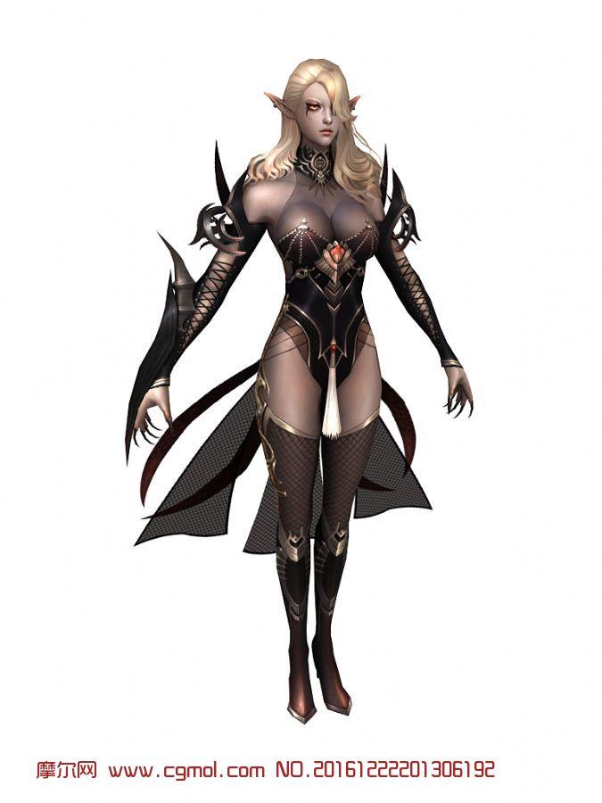 暗影魔女次时代游戏角色