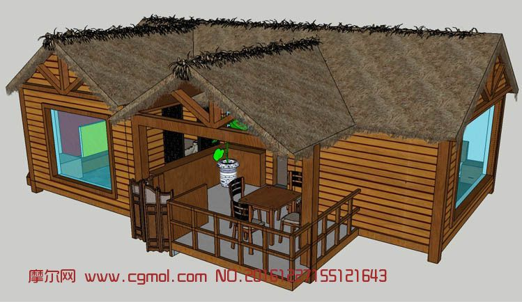 木屋,木房子