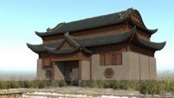 民居,中国古典建筑民居