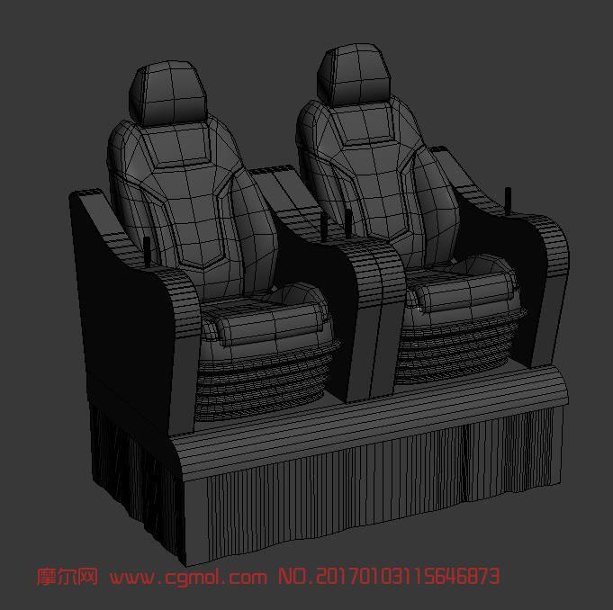 4D影院座椅