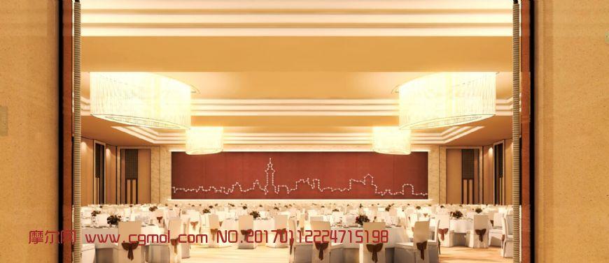 大型宴会厅(网盘下载)