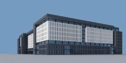 现代厂房,办公楼