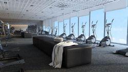 高楼上的玻璃健身房(网盘下载)