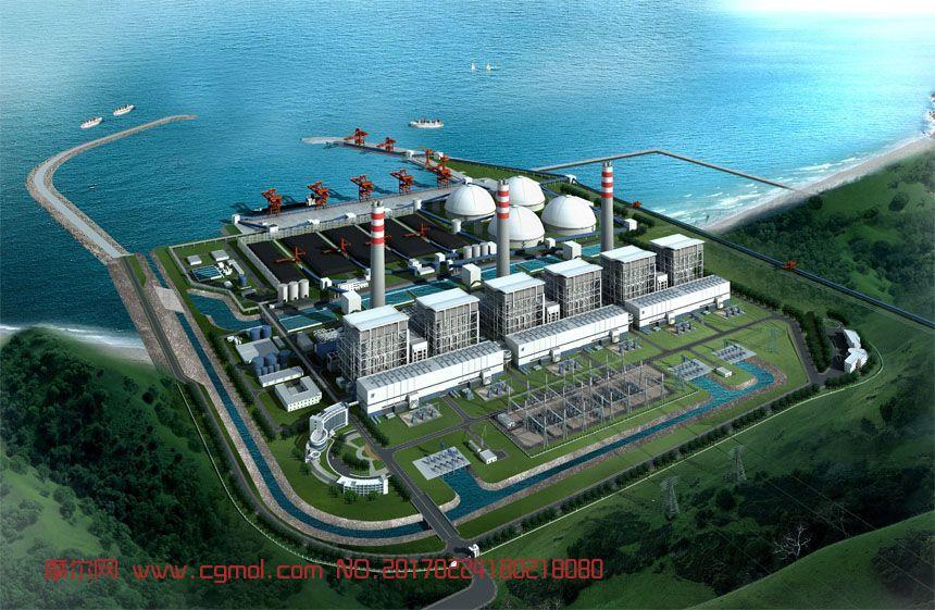 海门电厂max模型