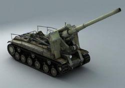 坦克世界,榴弹炮,移动火炮