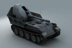 坦克世界-反坦克炮,移动巨炮