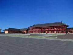 黄帝陵门前区