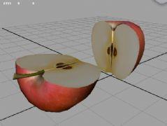 maya2009切苹果
