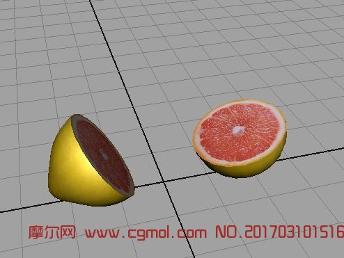 柚子,�t柚maya2009模型
