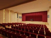 精室内大剧院模型+材质