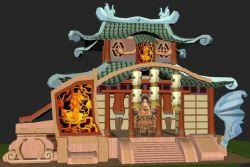 中式佛教寺庙