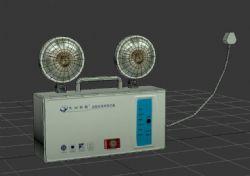应急灯模型