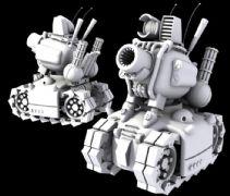 合金弹头中的另一款坦克