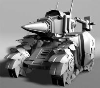 尖头坦克-合金弹头系列