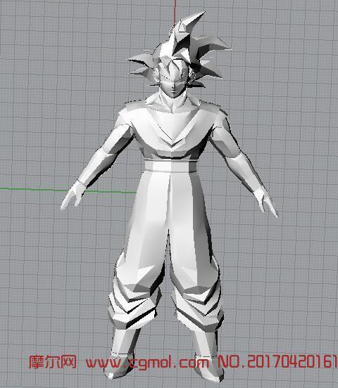 孙悟空3D打印文件