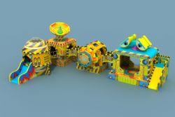 太空站,儿童玩具max模型