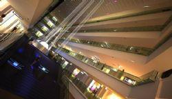 商场中庭模型