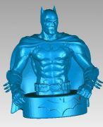 蝙蝠侠3D打印文件