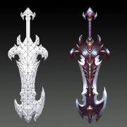 武器,大宝剑
