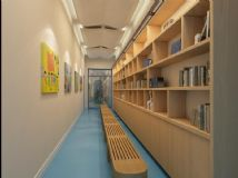 儿童休闲阅览区